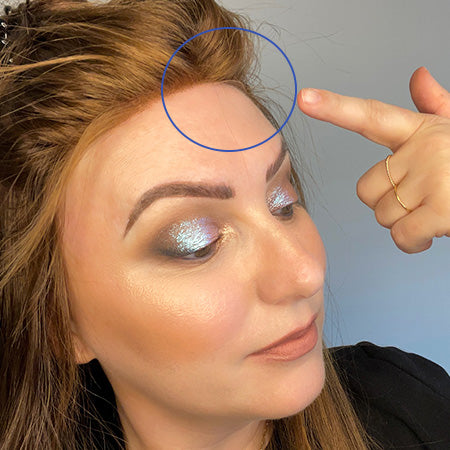 Lace Front Warping