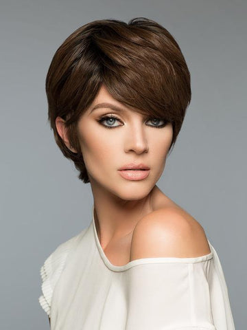 Pixie Cut Human Hair Wig