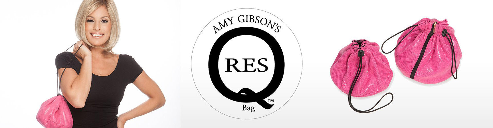 Amy Gibson Wig Accessories & Resq Bag