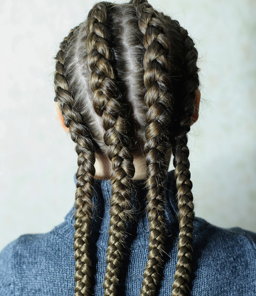 Corn Row Braids