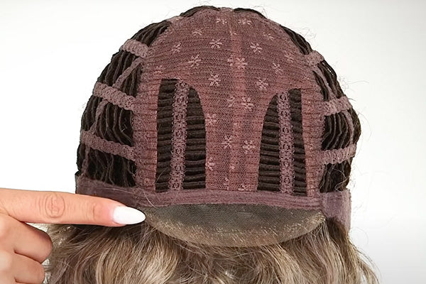 Temple to temple lace front