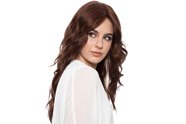 Long Human Hair Lace Front Wig