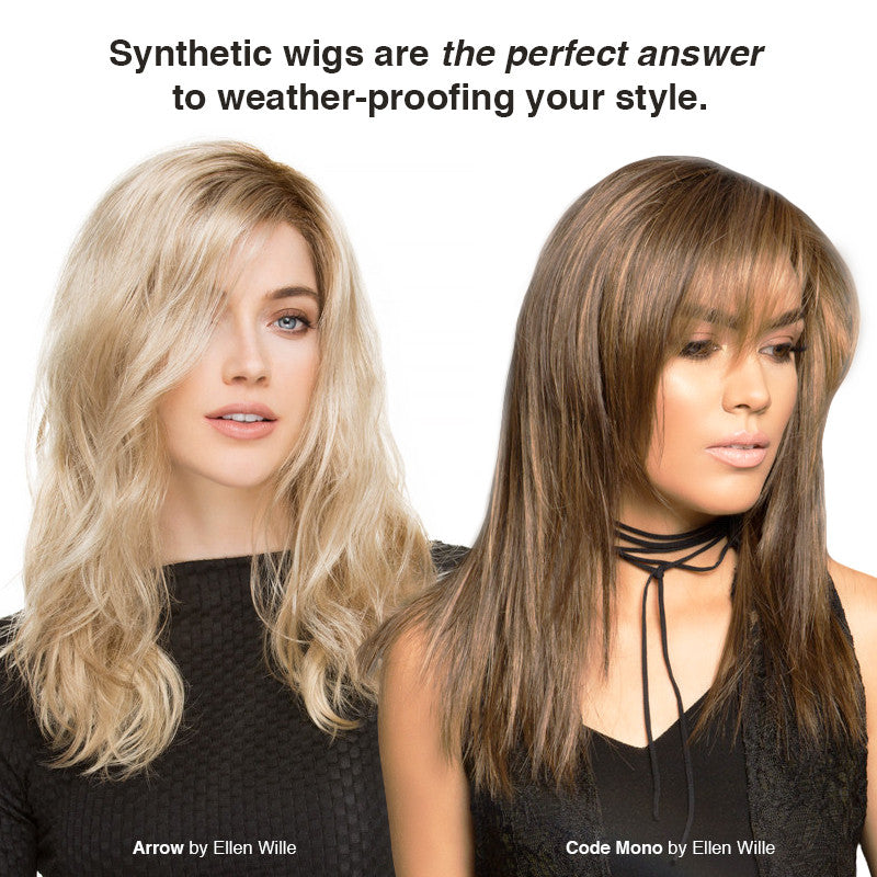 All Weather Hair The Miracle Of Synthetic Wigs Wigs