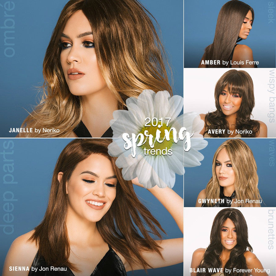 Spring Style With Wigs Best Hairstyles And Trends For This Season