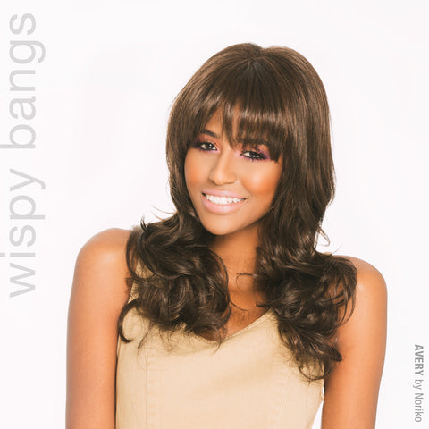 Wigs with bangs, Wigs for African American Women, Human Hair Wigs