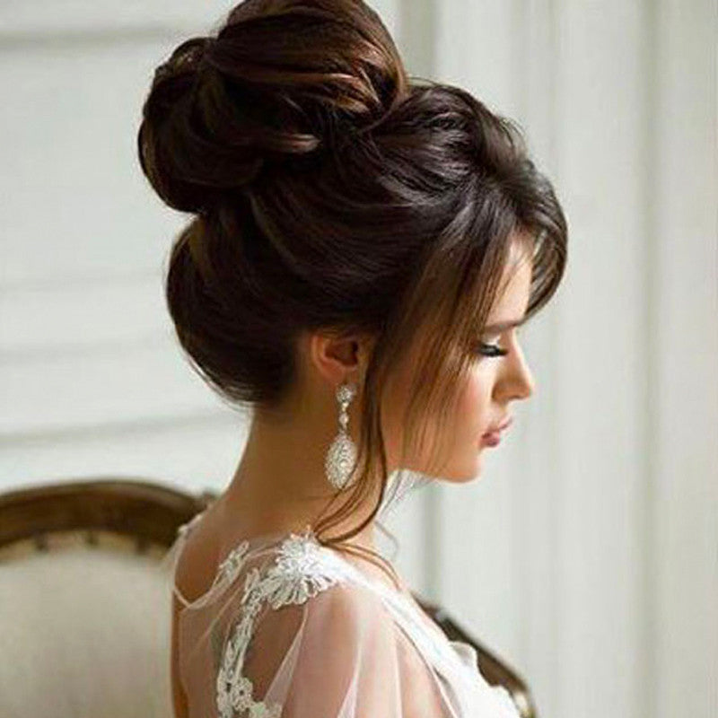 Buns, Extensions, and Hairpieces - Oh my!