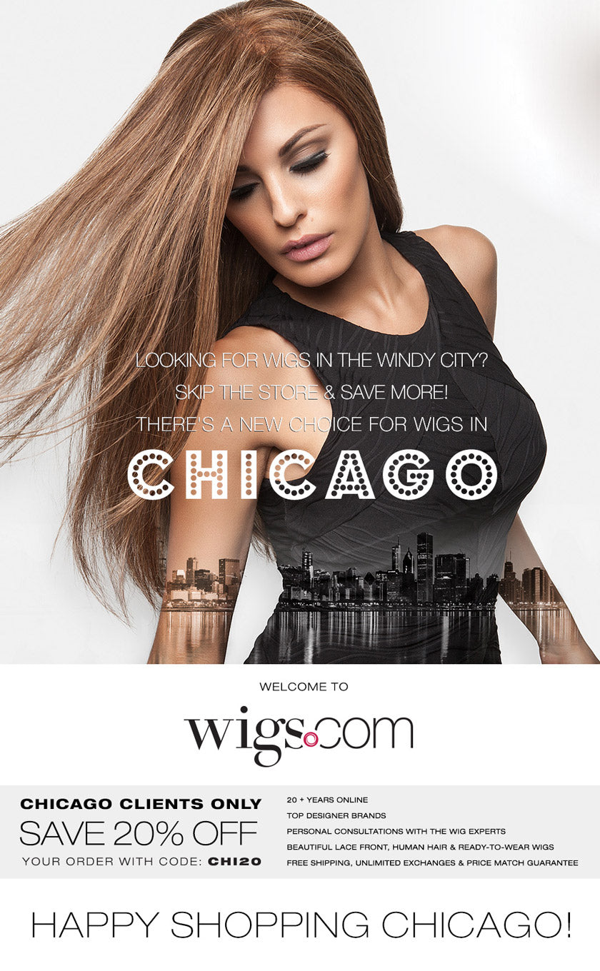 Chicago Wigs | Shop Online @ Wigs.com