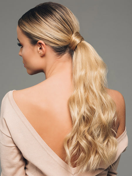Posh Pony Tail / Date Night Hair Styles