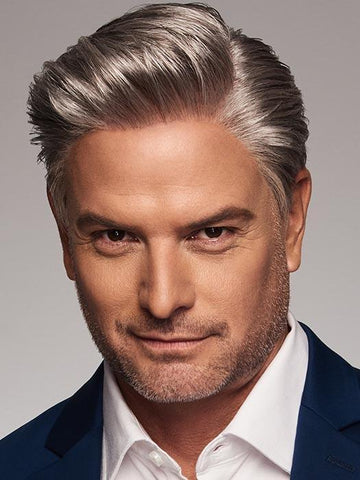 Gray Wig for Men