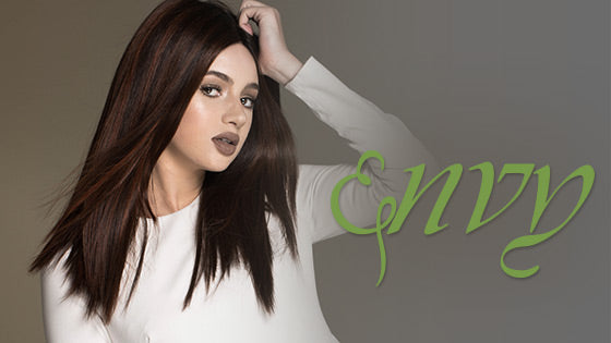 Envy Wigs - Natural and comfortable, you'll be the ENVY of all your friends!