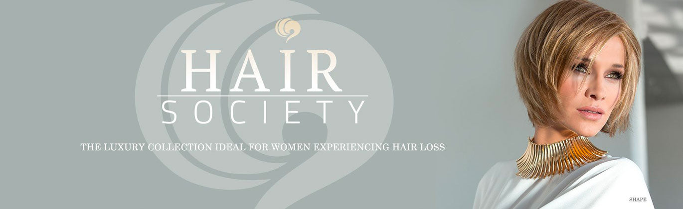 The Hair Society Collection by Ellen Wille