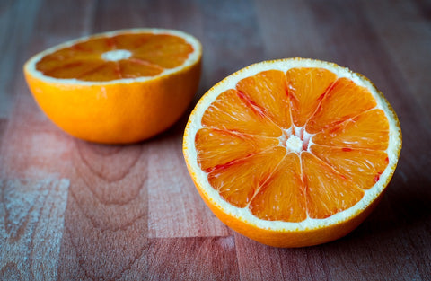Citrus fruits are good for your hair!