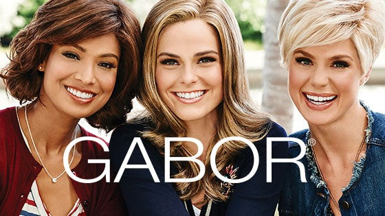 Gabor Wigs & Hairpieces | Shop online @ Wigs.com