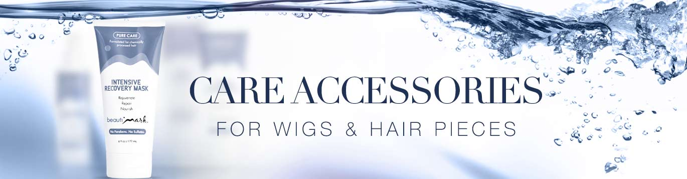 All Care Accessories for Wigs and Hair Pieces - Shop Now!