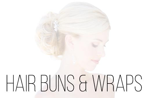 Hair Buns and Wraps