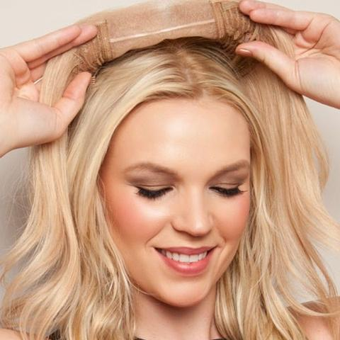 Hair Pieces for the Top of Your Head – Wigs.