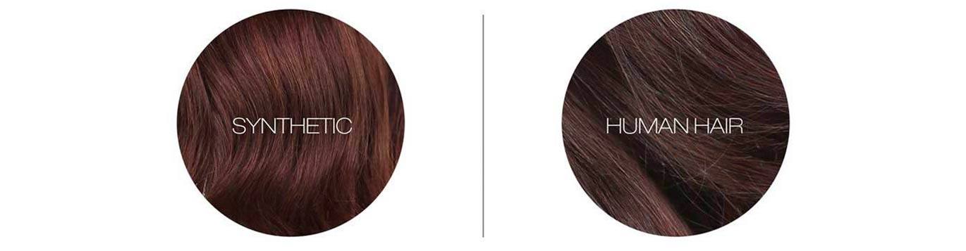 The Differences Between Human Hair Synthetic Hair Wigs Wigs