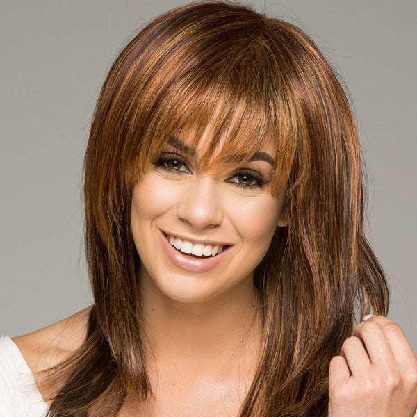 Wig With Bangs by Raquel Welch Wigs
