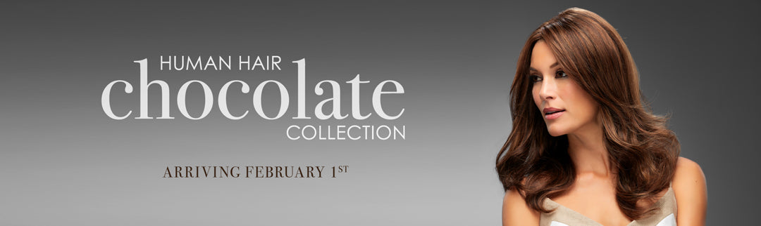 The Human Hair Chocolate Collection by Jon Renau