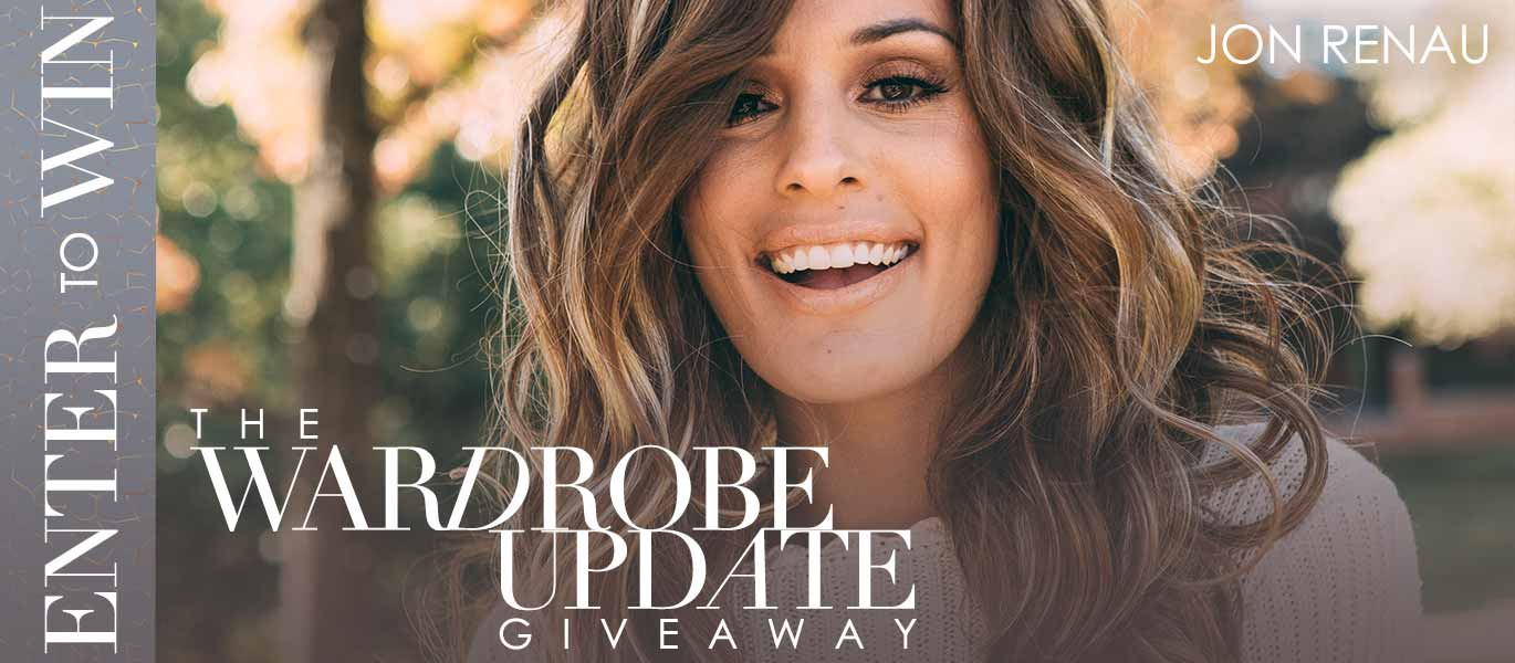 Enter to win: The Wardrobe Update Giveaway