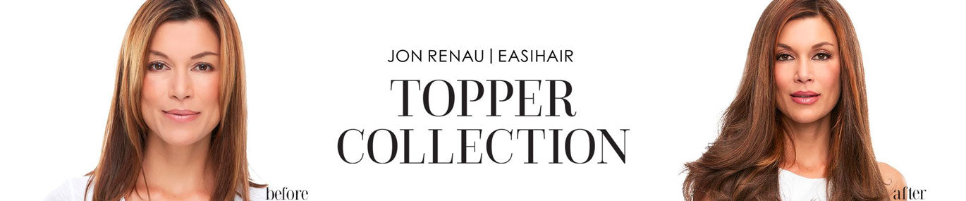 Jon Renau Hair Toppers | New Arrivals