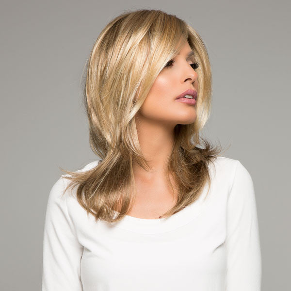 Layered Blonde Wig