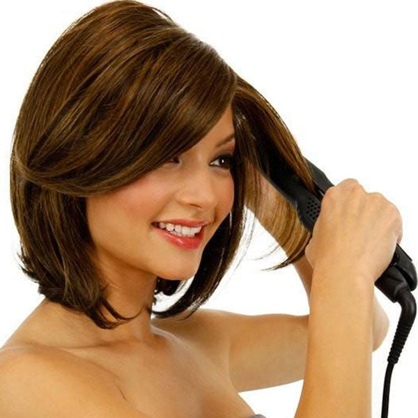 Upstage by Raquel Welch Bob Wig with Bangs