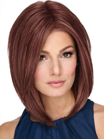 Brown Bob Wig by Raquel Welch
