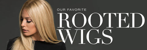 Wigs With Dark Roots