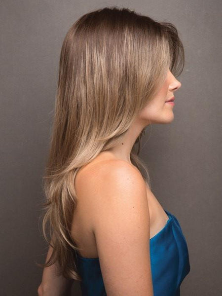 Long, Stunning Balayage Hair