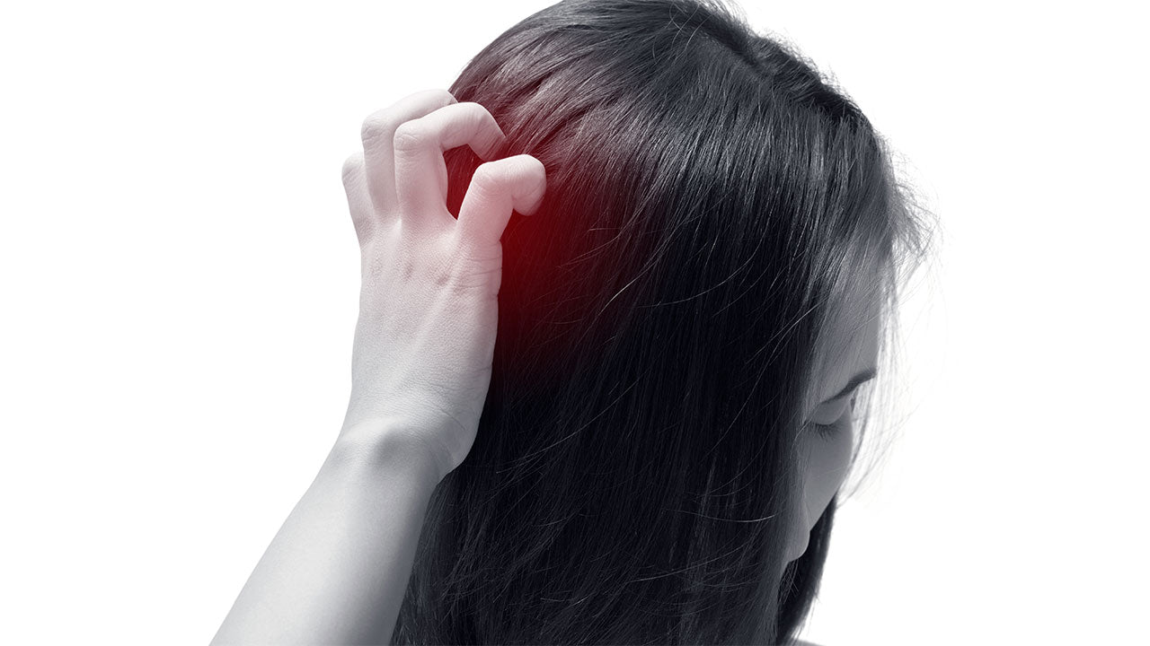 Scalp pain causes