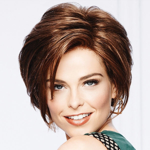 Sheer Elegance by Gabor | Short Lace Font Wigs