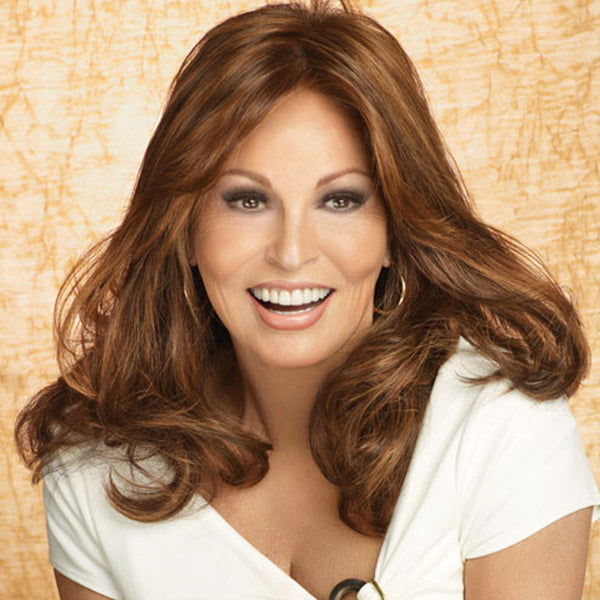 Wigs for Seniors - Raquel Welch's Stowstopper