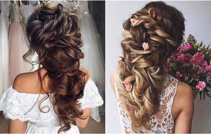Adorable Half-Up Do's for Events