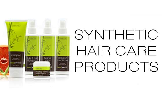 Synthetic Hair Care Products
