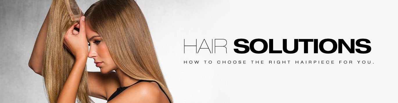 Using Hairpieces for Thinning Hair and Hair