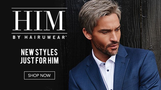 Men's Wigs by HIM | Shop All