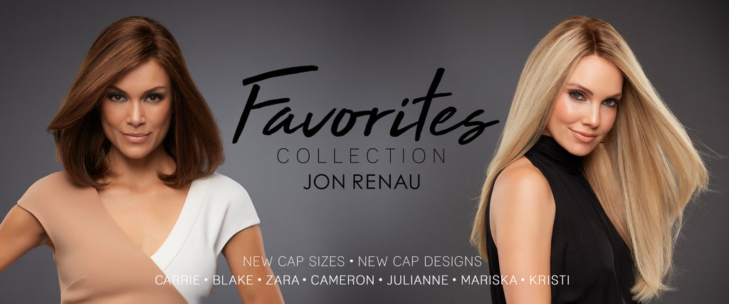NEW Jon Renau Favorites Collection | Just Arrived!