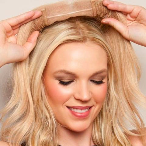 Women's Top Pieces & Hair Toppers – Wigs.