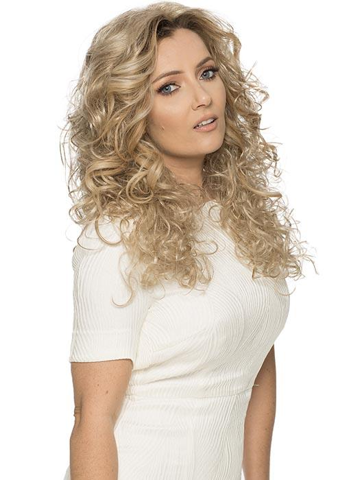 ANEMONE by WIG PRO in 16/22 Dark Ash Blonde Blended with Light Ash Blonde