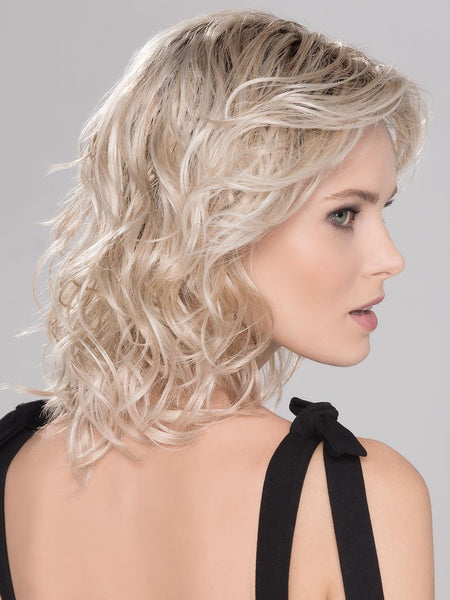 U Part Synthetic Wig Curly