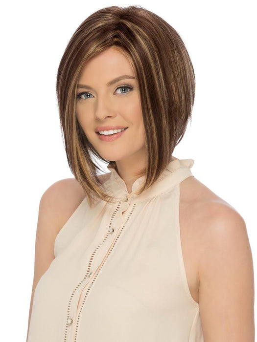 LACE PART | Medium Length Graduated A-Line Bob