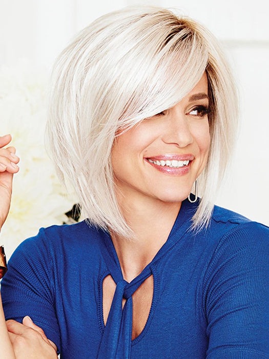 Flexlite® Synthetic Hair Wig | Ready-to-Wear and specially formulated to simulate the natural look and feel of protein rich hair