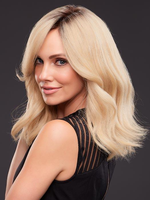 100% Human Hair – Feels incredibly soft and can be styled just like your own hair