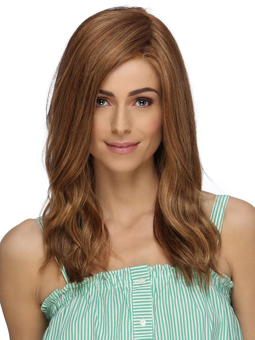 BAY by ESTETICA in R30/28/26 | Medium Auburn/Light Auburn/Golden Blonde Blend