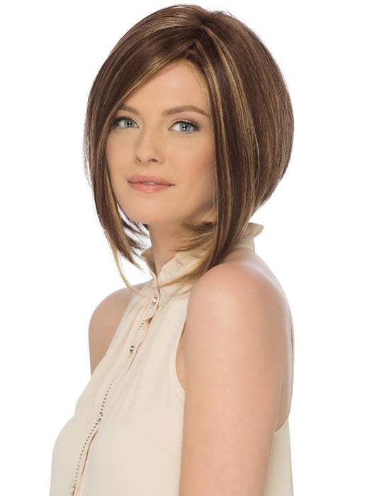Emery Wig by Estetica is sleek, trendy and stylish