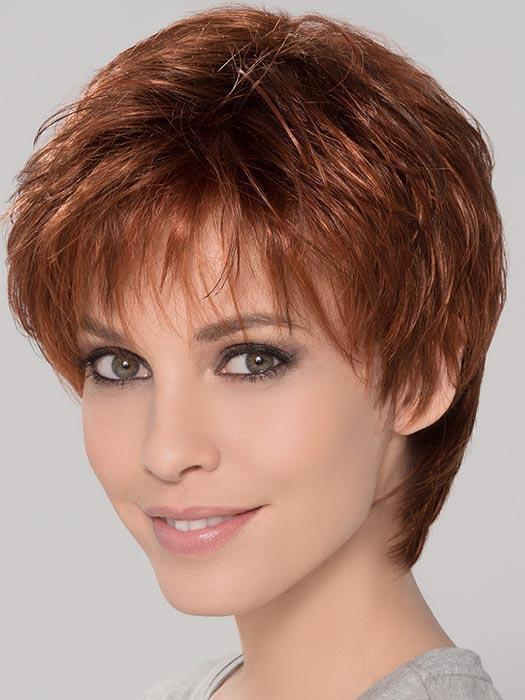 This short style has additional length in all the right places