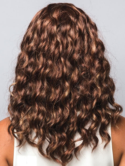 Effortless curls for your everyday look