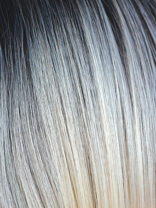 CREME DE COCO | Light Copper Blonde in the Middle and Medium Brown Nape & Roots