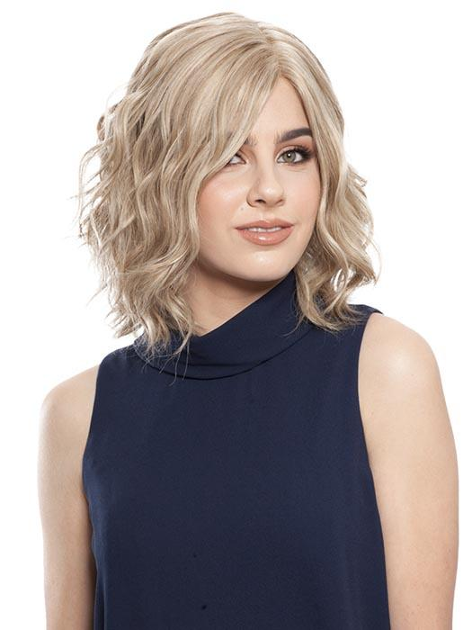 BARBARA by WIG PRO in 18/22 | Light Ash Blonde blended w/ Beige Blonde